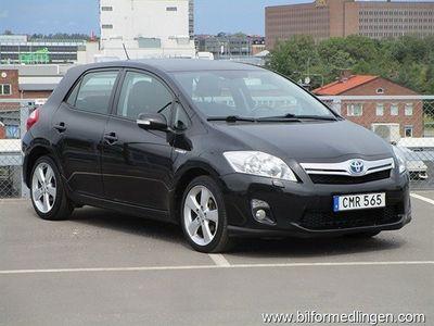 used Toyota Auris 1.8 HSD 5dr 99hk, Hybrid, Automat