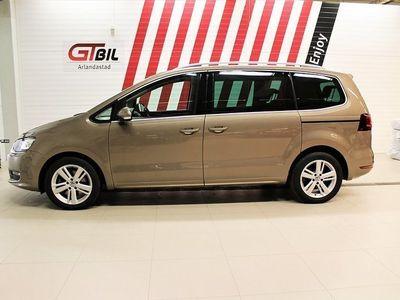 begagnad VW Sharan 2.0 TDI Premium Värmare 7-s