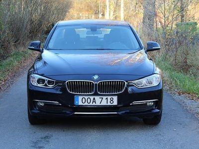 begagnad BMW 320 d xDrive Sedan Luxury Line / Skinn