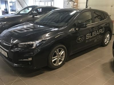 begagnad Subaru Impreza 1.6 4WD Aut Active inkl vhjul, mv 2019, Personbil 279 800 kr
