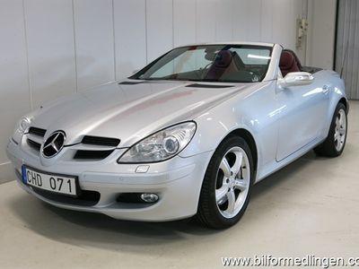 begagnad Mercedes SLK350 R171 272hk Airscarf Aut. Skinn
