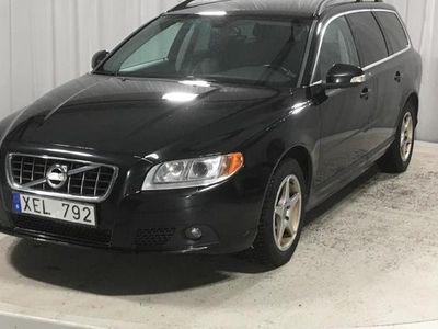 begagnad Volvo V70 II D3 2011, Kombi 82 500 kr - 100 000 kr
