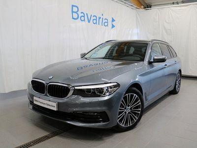 begagnad BMW 520 d xDrive Sportline D-värmare Drag