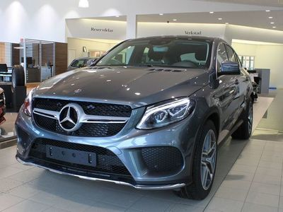 begagnad Mercedes GLE350 d 4MATIC Coupé