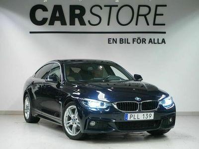 begagnad BMW 420 Gran Coupé i LCI M-sport HiFi Läder
