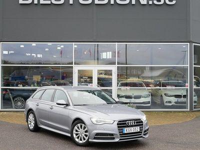 begagnad Audi A6 2.0TDI Ultra 190hk,S-Line,7.100mil,EU6