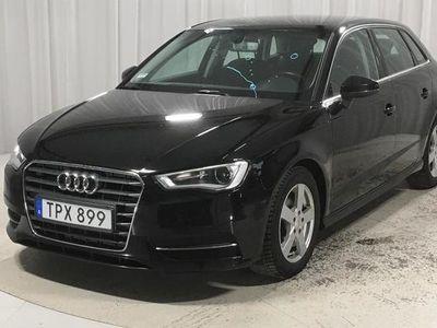 gebraucht Audi A3 Sportback 1.6 TDI 2016, Halvkombi 120 700 kr - 154 700 kr