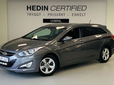 begagnad Hyundai i40 1.7 CRDI Business / V-Däck /