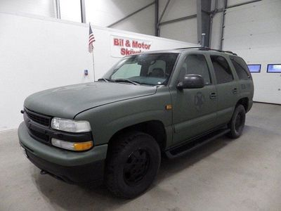 begagnad Chevrolet Tahoe 5.3 V8 4WD / finans ordnas