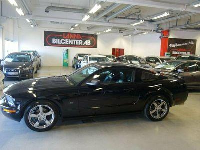 """begagnad Ford Mustang 4.0 V6 213 Aut Skinn 18"""" Chrome Nybes 2006, Sportkupé Pris 129 900 kr"""