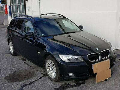 begagnad BMW 320 d Touring Automat Comfort