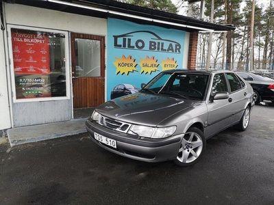 begagnad Saab 9-3 5-dörrar 2.0 T 150hk NYBES&LÅGMAIL