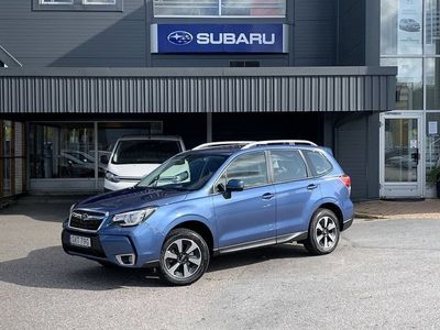 used Subaru Forester 2.0 4WD AUT XS