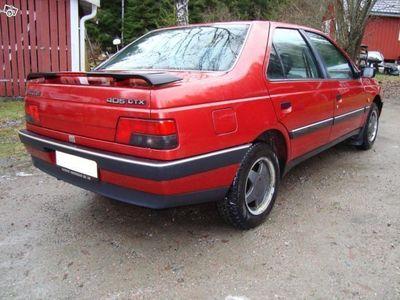 begagnad Peugeot 405 2,0i GTX -95