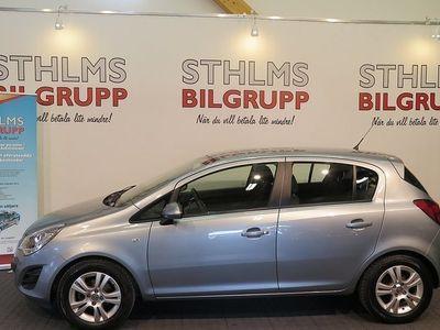 begagnad Opel Corsa 1.2 Twinport 5dr 2012, Halvkombi 79 900 kr