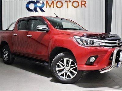 begagnad Toyota HiLux Double Cab Invincible 2,4 AWD 15 -16