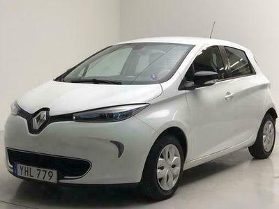 begagnad Renault Zoe 22 kWh (88hk)