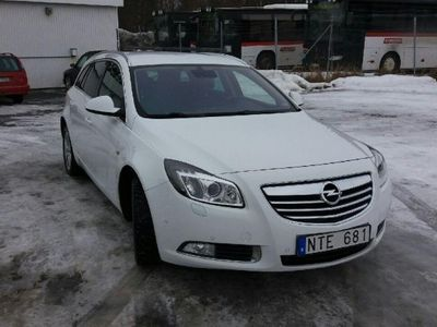 begagnad Opel Insignia 2.0 CDTI 4x4 -11