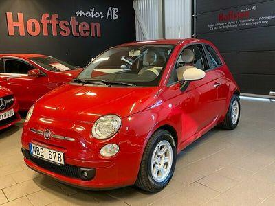 begagnad Fiat 500 1.2 Pop 69hk