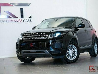 begagnad Land Rover Range Rover evoque 2.0 TD4 4WD Eu6 150hk