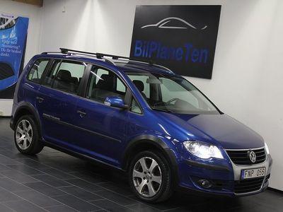 brugt VW Touran Cross 2.0TDI /7-sits /Sv-såld (170hk)