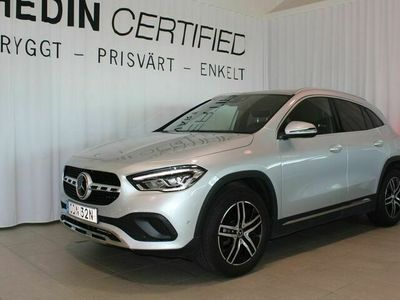 begagnad Mercedes GLA200 / DRAG / ADAPTIV FARTHÅLLARE