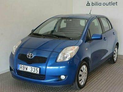 begagnad Toyota Yaris Verso Yaris 1.3 5dr - Nybesiktad 2008, Kombi Pris 29 000 kr