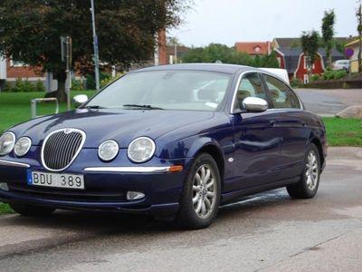 begagnad Jaguar S-Type 2,5 -05
