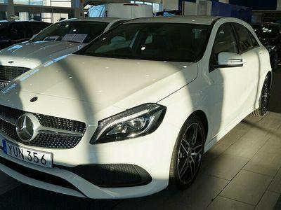begagnad Mercedes A180 // 122hk // AMG-styling