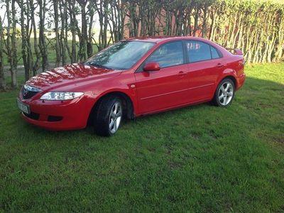 begagnad Mazda 6 5d 2,3 SPORT