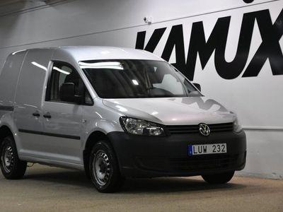 begagnad VW Caddy 2.0 TDI | 4M | D-värm | Drag