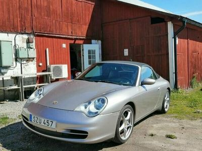 begagnad Porsche 911 Carrera 4 Cabriolet
