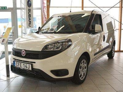 begagnad Fiat Doblò Nordic L1H1 105 hk