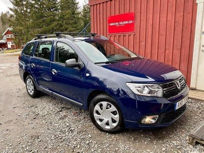 begagnad Dacia Logan MCV 0.9 TCe 90HK, OBS 514 MIL