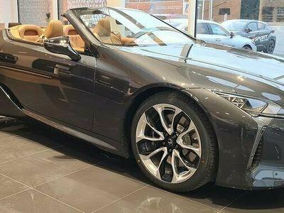 begagnad Lexus LC 500 Convertible Luxury 2021, Sportkupé Pris 1 282 500 kr
