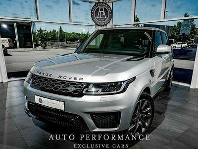 begagnad Land Rover Range Rover Sport HSE / Facelift / Fri hemleverans /
