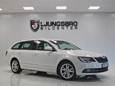 used Skoda Superb 2.0 TDi | NAVI | DRAG | 1 ÄGARE -14