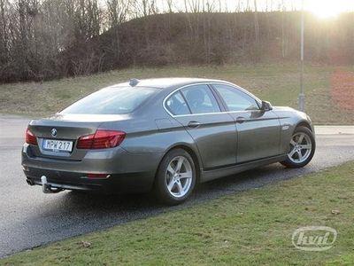 begagnad BMW 530 d xDrive Sedan (Aut+Helläder+4WD+Backkamera+GPS+258hk)