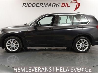 begagnad BMW X5 xDrive30d, F15 (258hk)
