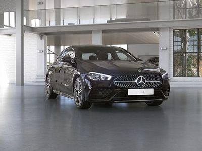 begagnad Mercedes CLA180 PRIVATLEASING