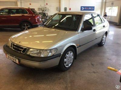 begagnad Saab 900 5-dörrar 2.0 130hk Obs 10000mil