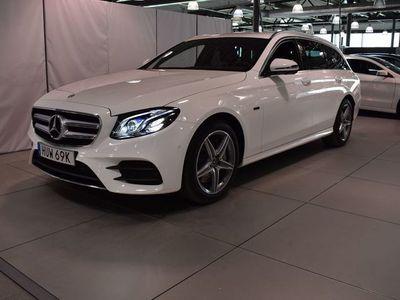 used Mercedes E300 KOMBI // LADDHYBRID // AMG // PREMIUMPAKET