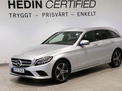 begagnad Mercedes C220 C 220 T d 9G-Tronic //BACKKAMERA// 194hk, 2019