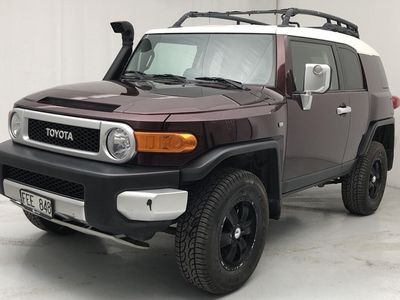 begagnad Toyota FJ Cruiser 4.0 4WD (243hk)