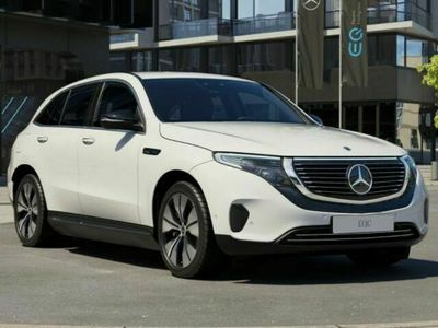 begagnad Mercedes EQC400 Benz 4MATIC Operationell Leasing 2021, SUV Pris 7 499 kr