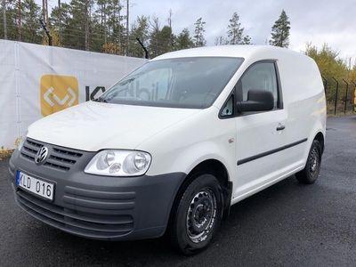begagnad VW Caddy 1.9 TDI Skåp (105hk)
