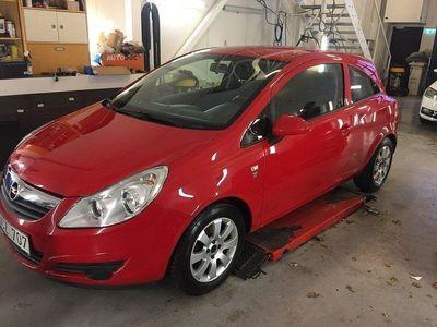 begagnad Opel Corsa Enjoy 1,4 100HK 3-D