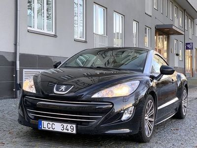 begagnad Peugeot RCZ 1.6 THP 2011, Personbil 109 900 kr