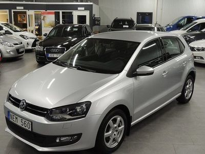 begagnad VW Polo 1.6 TDI Comfortline 90