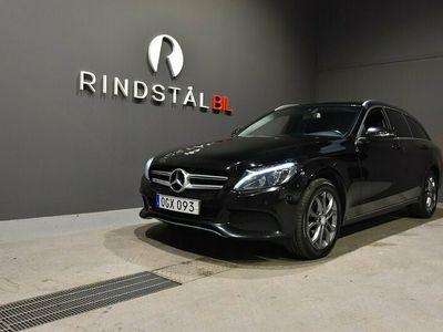 begagnad Mercedes C220 T d 4M 170 HK AUT DRAG D-VÄRM S&V-DÄCK